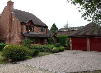Thumbnail 4 bed detached house to rent in Park View, Burghfield Common, Reading