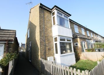 Thumbnail 3 bedroom end terrace house for sale in Acton Road, Whitstable
