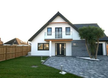 Thumbnail 4 bed detached house for sale in Eastoke Avenue, Hayling Island