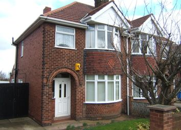 Thumbnail 3 bedroom semi-detached house to rent in Jenford Street, Mansfield