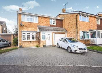 Thumbnail 3 bed end terrace house for sale in Laburnum Way, Witham