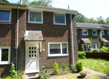 Thumbnail 2 bed terraced house to rent in Sandpiper Road, Lordswood, Southampton