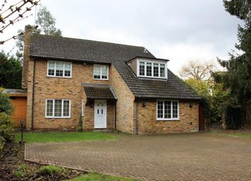 Thumbnail 4 bed detached house for sale in Normandy, Guildford