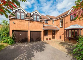 Thumbnail 5 bed detached house to rent in Protheroe Field, Old Farm Park, Milton Keynes