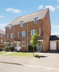 Thumbnail 3 bed end terrace house for sale in Lilypad Street, Swindon, Wilts