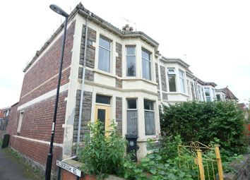 Thumbnail 3 bedroom terraced house for sale in Whitby Road, Bristol