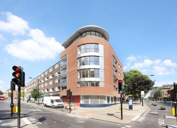 Thumbnail 3 bed flat to rent in Crowndale Road, London