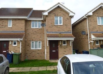 Thumbnail 3 bedroom property to rent in The Croft, Christchurch, Wisbech
