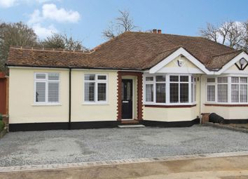 Thumbnail 3 bed semi-detached bungalow for sale in Sutton Close, Eastcote, Pinner