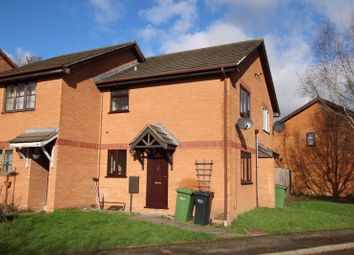 Thumbnail 1 bed semi-detached house for sale in The Pastures, Lower Bullingham, Hereford