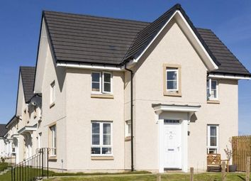 "Thumbnail 3 bedroom semi-detached house for sale in ""Dunrobin"" at Kirkton North, Livingston"