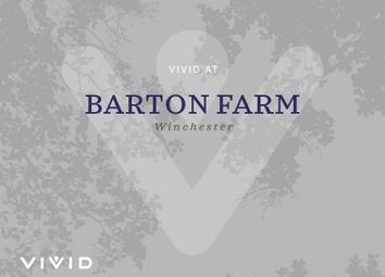 Thumbnail 3 bed semi-detached house for sale in Barton Farm Winchester Avenue, Winchester