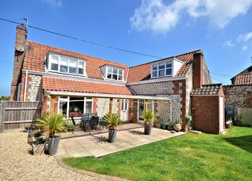 Thumbnail 4 bed detached house for sale in High Street, Thornham, Hunstanton