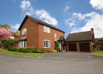 Thumbnail 4 bed detached house for sale in Tees Close, Chandler's Ford, Eastleigh