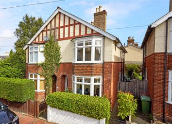 Thumbnail 3 bed semi-detached house for sale in Princes Street, Tunbridge Wells, Kent