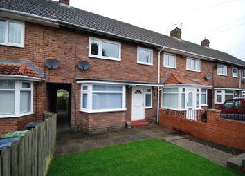 3 bed terraced house for sale in Hodkin Gardens, Gateshead NE9