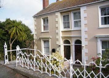 Thumbnail 6 bed end terrace house to rent in Arwenack Avenue, Falmouth, Cornwall