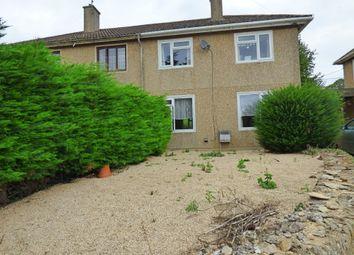 Thumbnail 3 bed semi-detached house to rent in Sevenhampton, Swindon