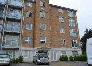 Thumbnail 2 bedroom flat to rent in Block 40, Lion Court, Southbridge, Northampton
