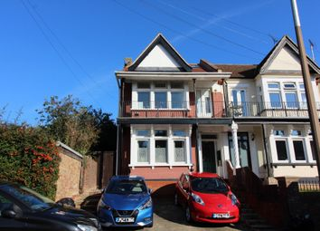 Thumbnail 1 bedroom flat to rent in Canewdon Road, Westcliff-On-Sea