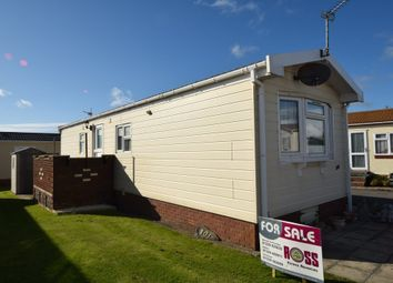 Thumbnail 1 bed mobile/park home for sale in West Shore Park, Walney, Cumbria