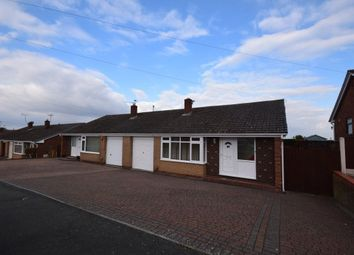 Thumbnail 3 bed bungalow to rent in Ffordd Cynan, Wrexham