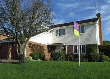 Thumbnail 4 bed detached house for sale in Popular Location. Blythewood, Ascot, Berkshire