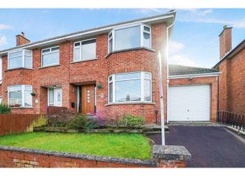 3 bed semi-detached house for sale in Glenview Avenue, Belfast BT5