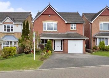 Thumbnail 4 bed property for sale in Trafalgar Close, Northwich, Cheshire