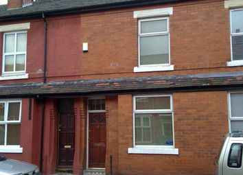 Thumbnail 2 bedroom terraced house for sale in Henbury Street, Rusholme, Manchester