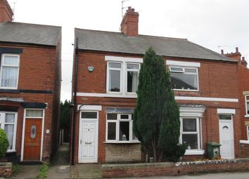 Thumbnail 3 bed semi-detached house for sale in Clarence Road, Worksop