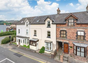 Thumbnail 4 bed terraced house for sale in Brecon Road, Builth Wells