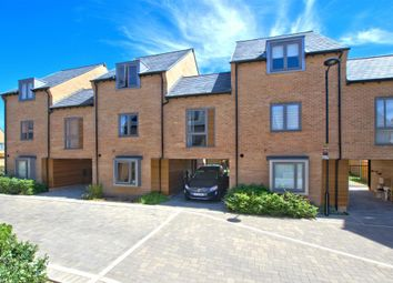 Thumbnail 4 bedroom town house for sale in Huntsman Road, Trumpington, Cambridge