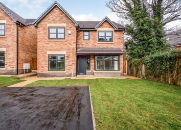 Thumbnail 4 bed detached house for sale in Statham Road, Prenton