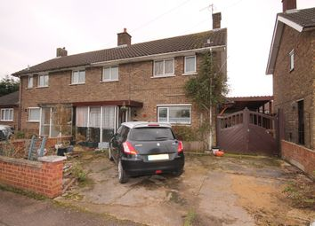 Thumbnail 3 bed semi-detached house for sale in Woodcote, Putnoe