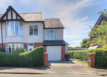 Thumbnail 6 bed semi-detached house for sale in Beacon Grove, Fulwood, Preston
