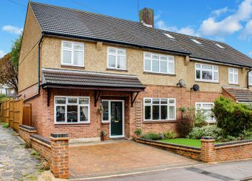 Thumbnail 3 bed semi-detached house for sale in St. Lukes Avenue, Enfield