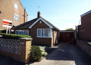 Thumbnail 2 bed bungalow for sale in Carnarvon Grove, Carlton, Nottingham, Nottinghamshire