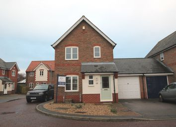 Thumbnail 3 bed link-detached house to rent in Threshers End, Stanway, Colchester