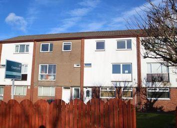 Thumbnail 3 bed maisonette for sale in Buchlyvie Road, Paisley, Renfrewshire