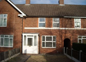 Thumbnail 2 bed terraced house to rent in West Boulevard, Birmingham