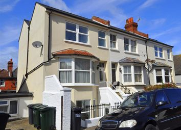 Thumbnail 5 bedroom end terrace house for sale in Rylstone Road, Eastbourne