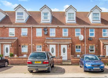 Thumbnail 3 bed terraced house for sale in Austin Road, Great Yarmouth