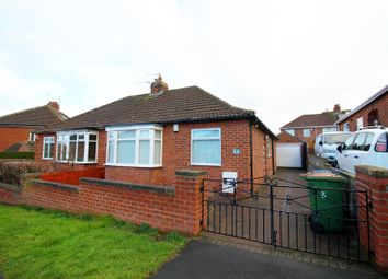 Thumbnail 2 bed bungalow for sale in South Drive, Ormesby, Middlesbrough