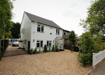 Thumbnail 3 bed detached house for sale in High Street, Harston, Cambridge