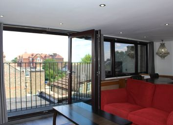 Thumbnail 1 bed flat to rent in Wightman Road, Hornsey