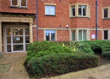 Thumbnail 1 bed flat for sale in Caxton Place, Wrexham