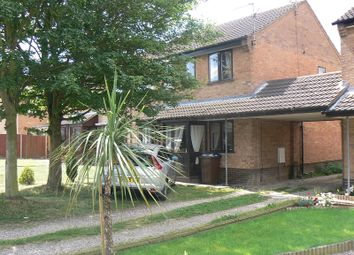 Thumbnail 2 bedroom semi-detached house to rent in Kelstern Close, Lincoln, Lincolnshire.