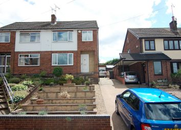 Thumbnail 3 bedroom semi-detached house for sale in Willow Avenue, Stapleford