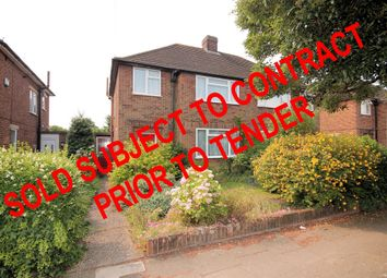 Thumbnail 3 bed semi-detached house for sale in Hatfield Crescent, Bedford